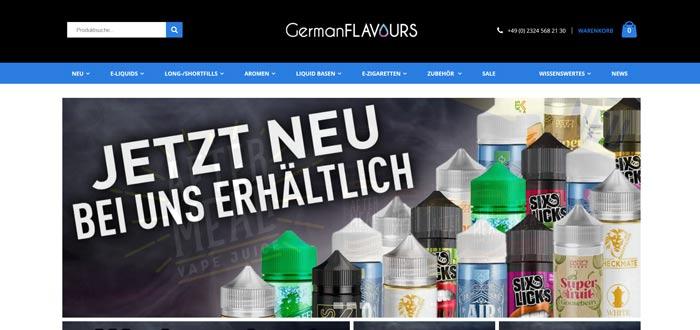 GermanFlavours